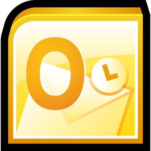 Microsoft Office Outlook Icon Larmer Brown