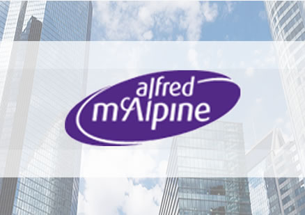 Larmer Brown Case Study - Alfred McAlpine Business Services