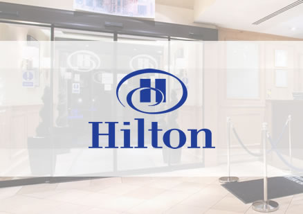 hilton hotels corporation data driven hospitality case study