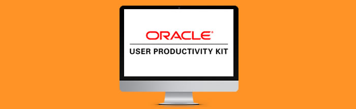 Oracle User Productivity Kit
